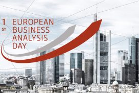 1st European Business Analysis Day 2018 Frankfurt